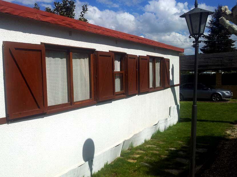 Casa prefabricada de ocasi n de casas carbonell - Casa de madera de ocasion ...