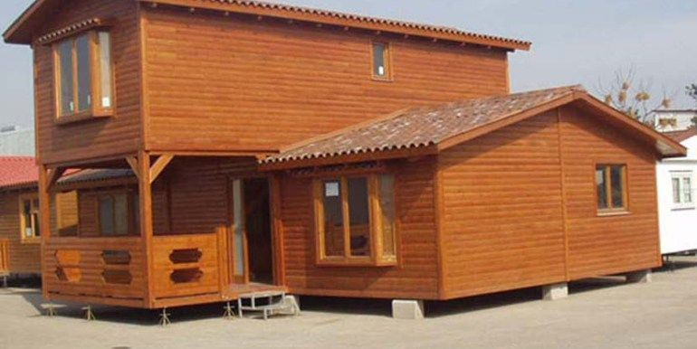 Casas madera madrid c mo elegirlas casas carbonell - Casas de madera madrid ...