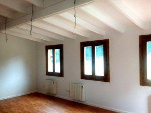 casa modular para comedor con emisores termicos