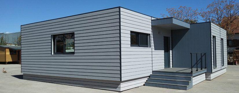 Casa pasiva prefabricada modelo Lara