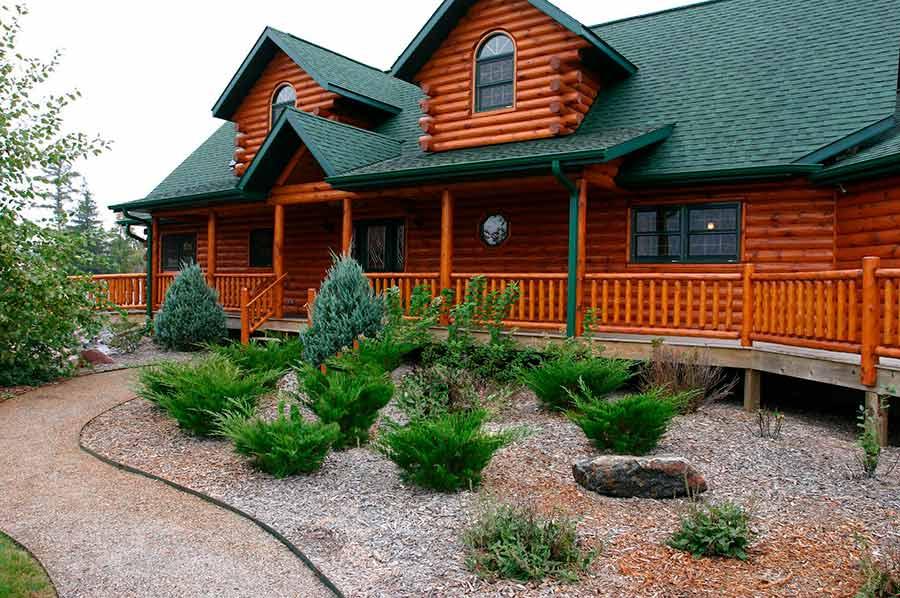 Casa de madera madrid mantenimiento y ventajas casas carbonell - Casas de madera madrid ...