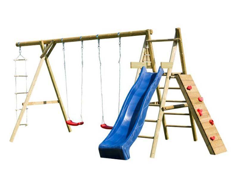 Parque infantil recreativo Brenda
