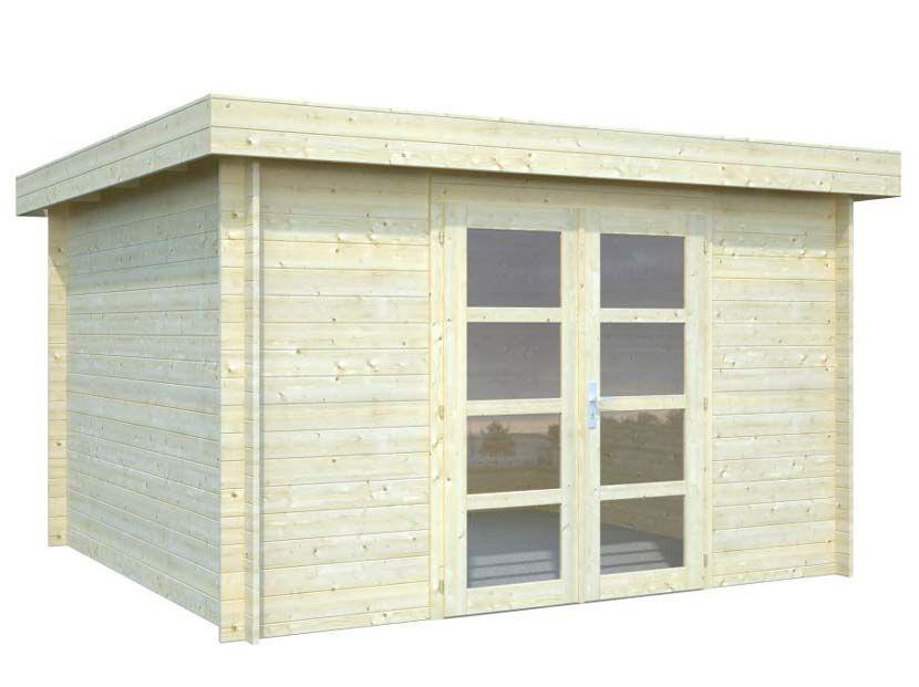 CABAÑA ELSA 9,6m² 350×320