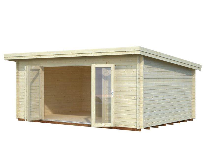 CABAÑA LEA 19,4m² 550×400
