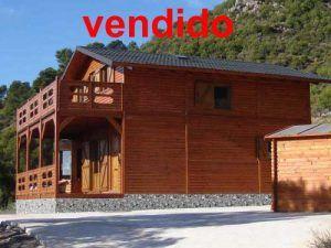 Oferta casa madera Sagunto