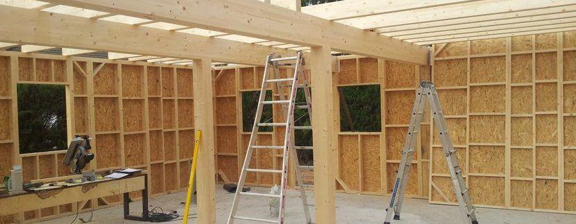 reparación de casas prefabricadas
