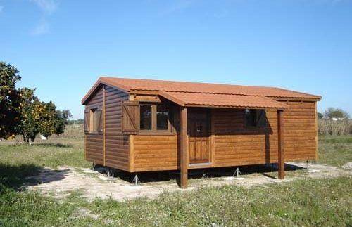 cimentaciones de casas de madera