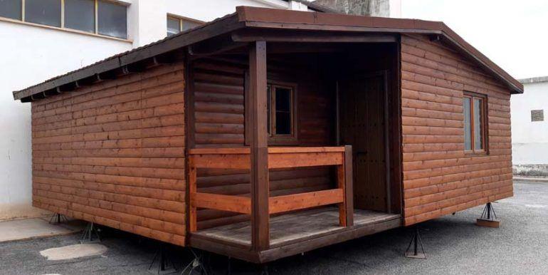 ocasion casa de madera