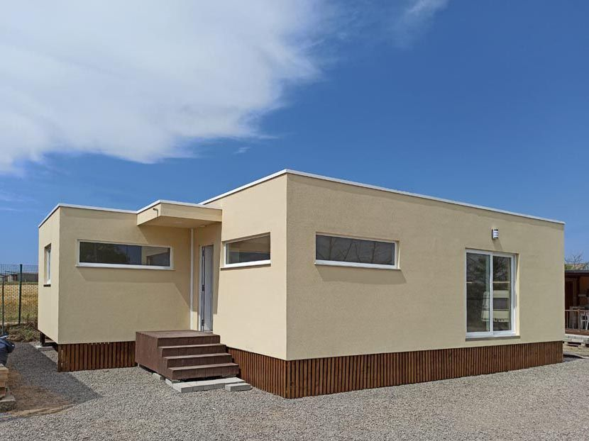 Casa prefabricada moderna Helena 68m²